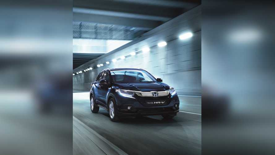 Makyajlı 2019 Honda HR-V Türkiye'de!