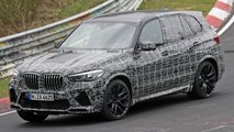 Photos espion - BMW X5 M (2020)