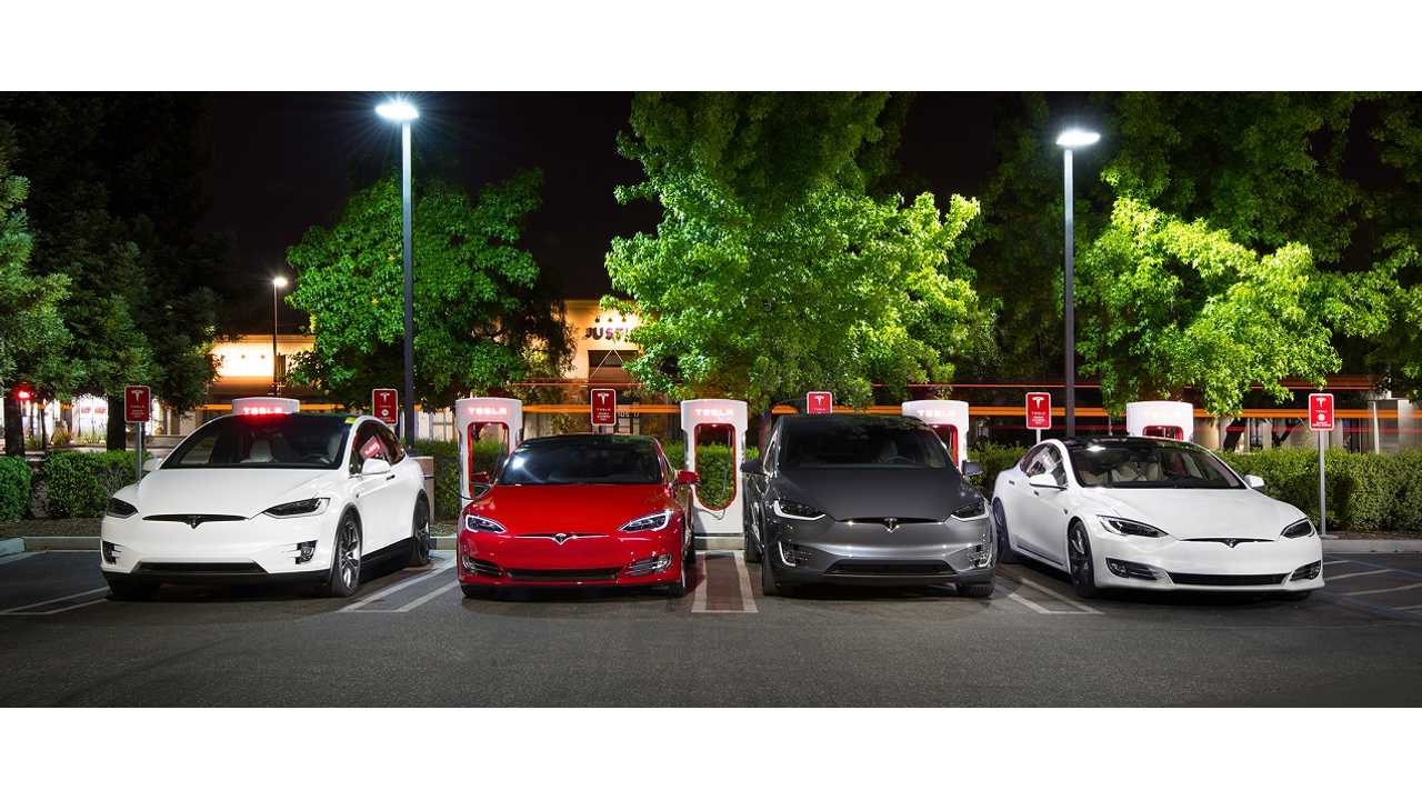 Tesla expects to sell upwards of 50,000 copies of the Model S and Model X in the first half of 2017