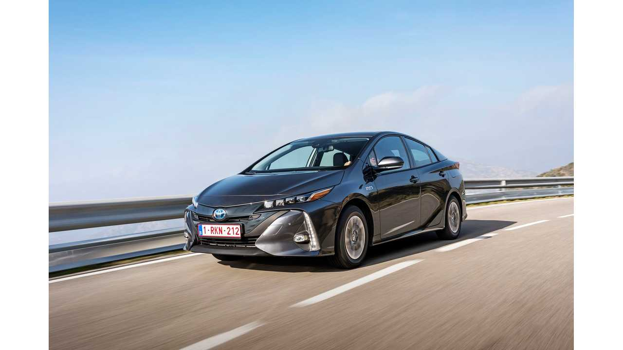 Toyota Prius Prime Test Drive Review From UK Finds Other Competitors Closing In