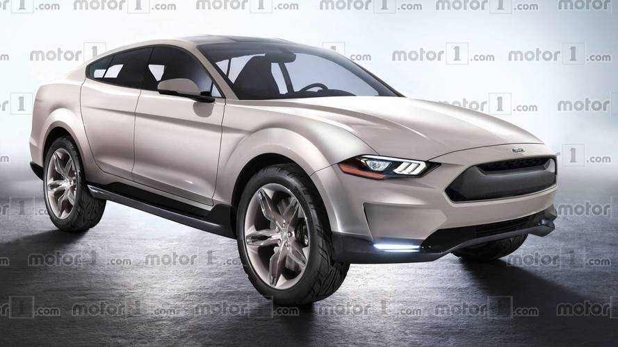 Ford Trademarks Mach E: Likely For Mustang-Inspired Electric CUV
