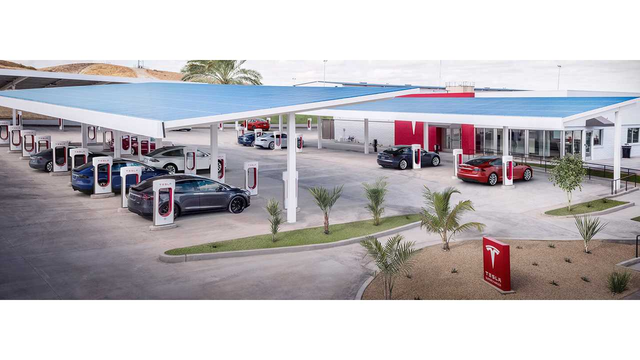 Tesla's First 400 kWh Of Free Supercharging For Model S & X Ends