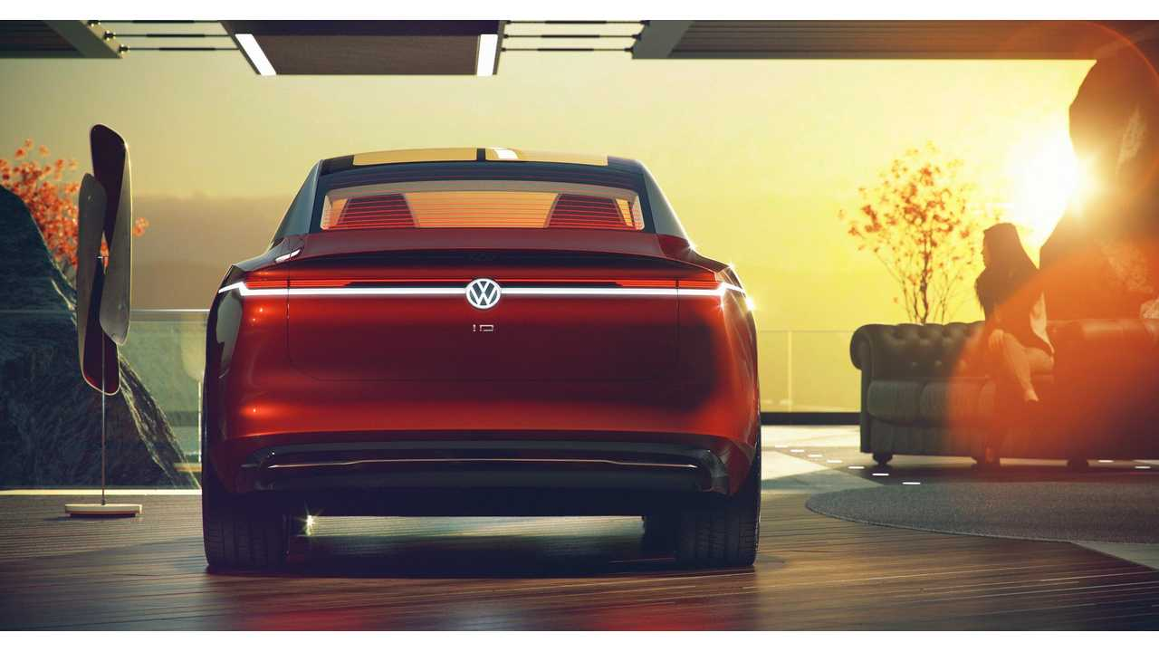 VW I.D. Lounge Will Rival Tesla Model X: Launch Set For 2021