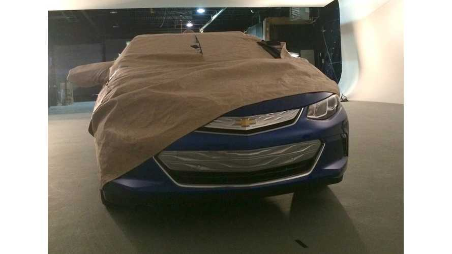 Chevrolet Volt Sales Stay Low In December As GM Looks Ahead To Next Gen