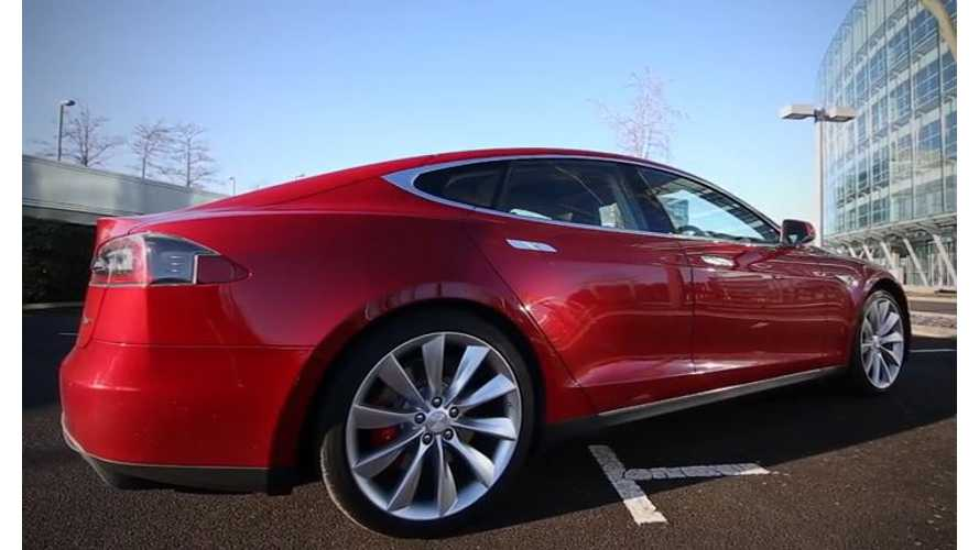 Tesla Model S A Game Changer? - Video