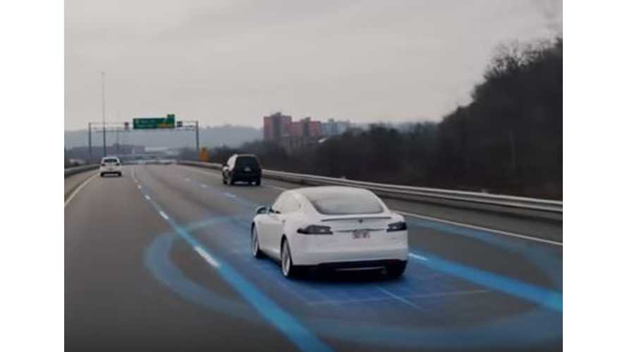 Analyst: With Full Self-Driving On The Way For Tesla, Traditional Automakers Are