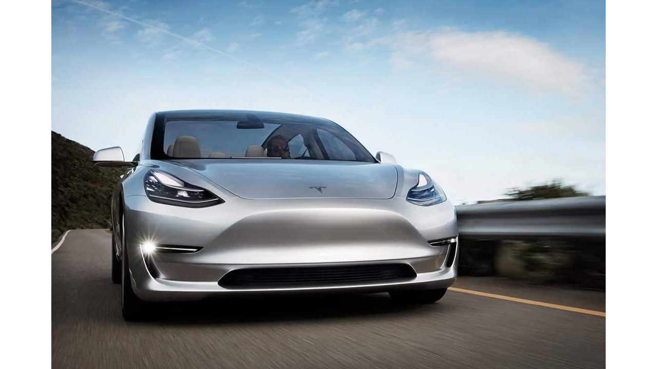 Tesla Model 3 Platform To Likely See Compact Suv Configuration Soon