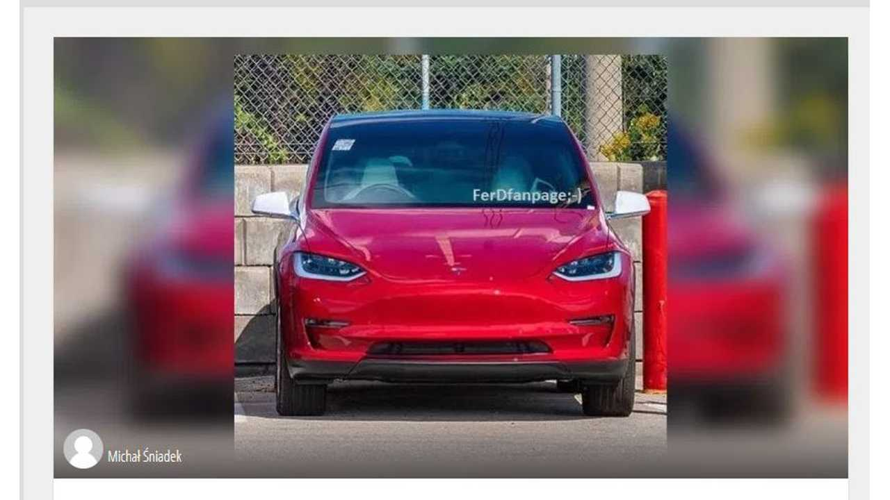 Is This The Real Deal Tesla Model Y? Probably Not