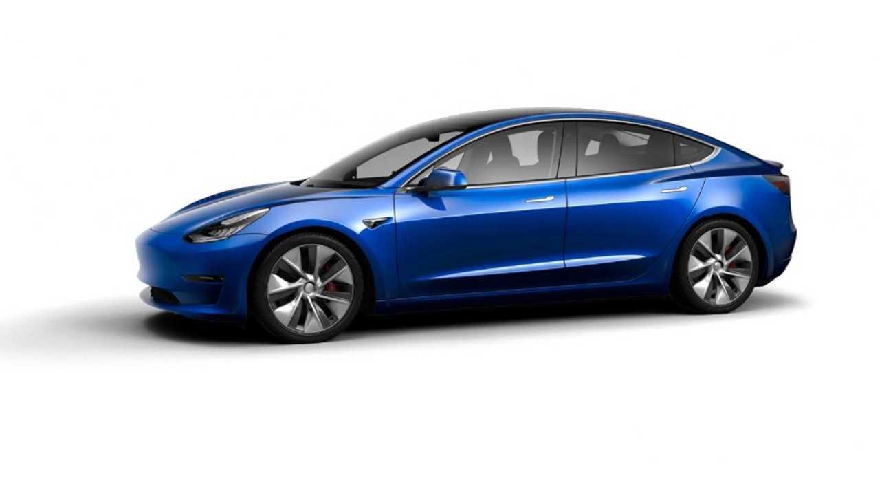 Huge Demand For Standard Tesla Model 3 Means You'll Have To Wait