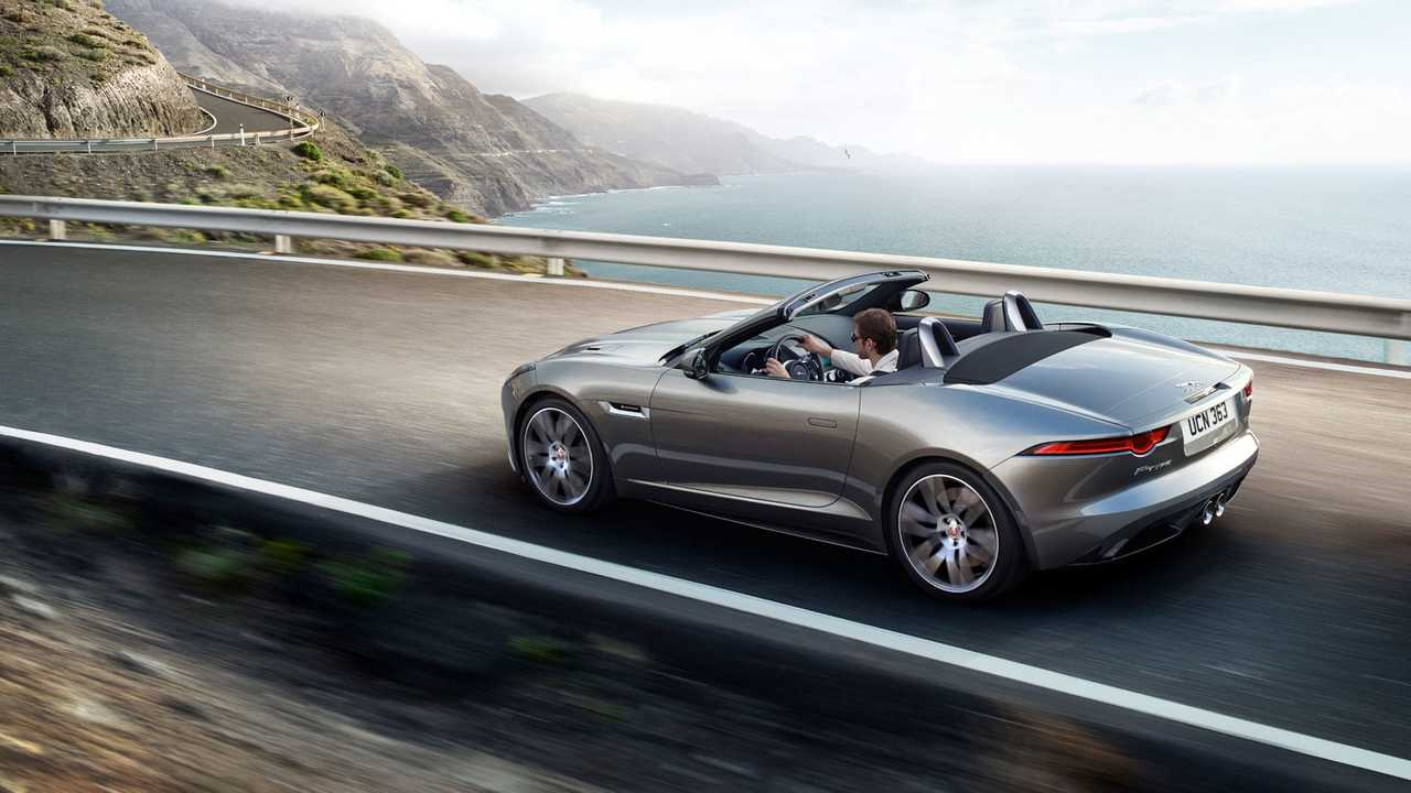 Jaguar Ponders Next-Gen F-Type: Electric Or Gasoline?