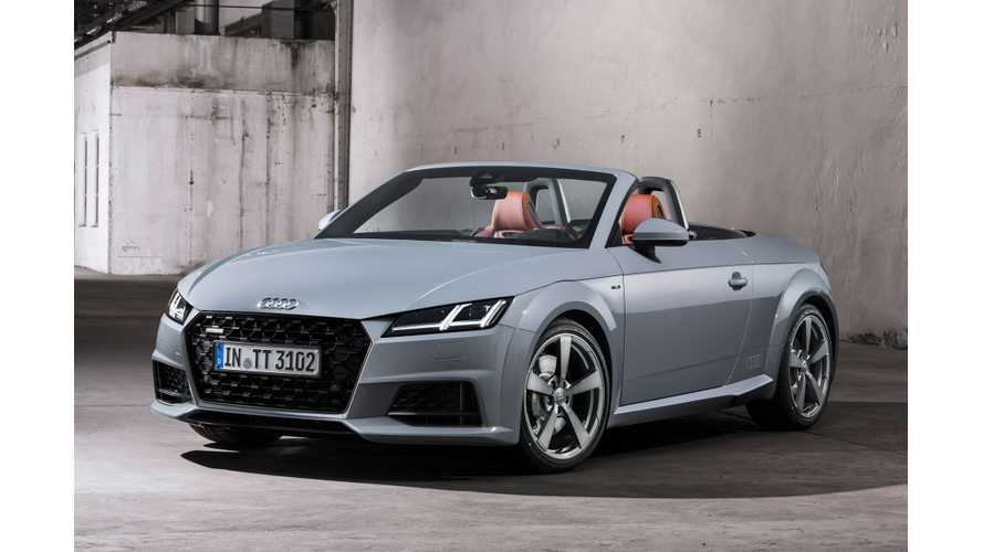 Audi TT Faces Death By Battery