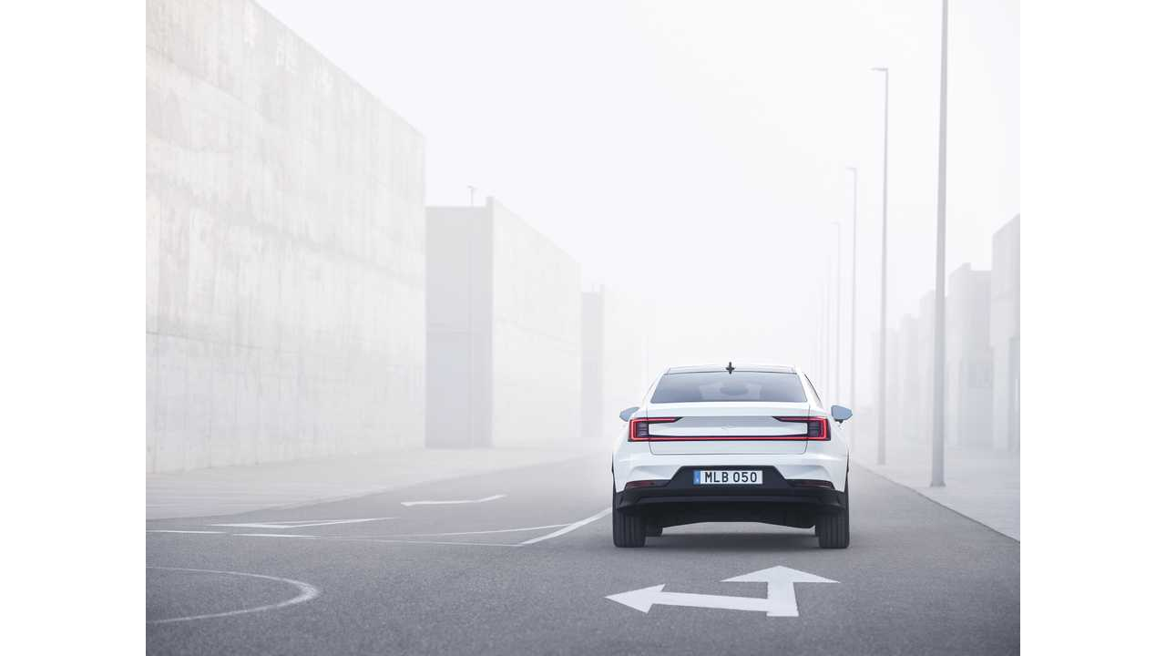 Polestar 3 Coming In 2021 In Form Of Coupe-Style Electric SUV