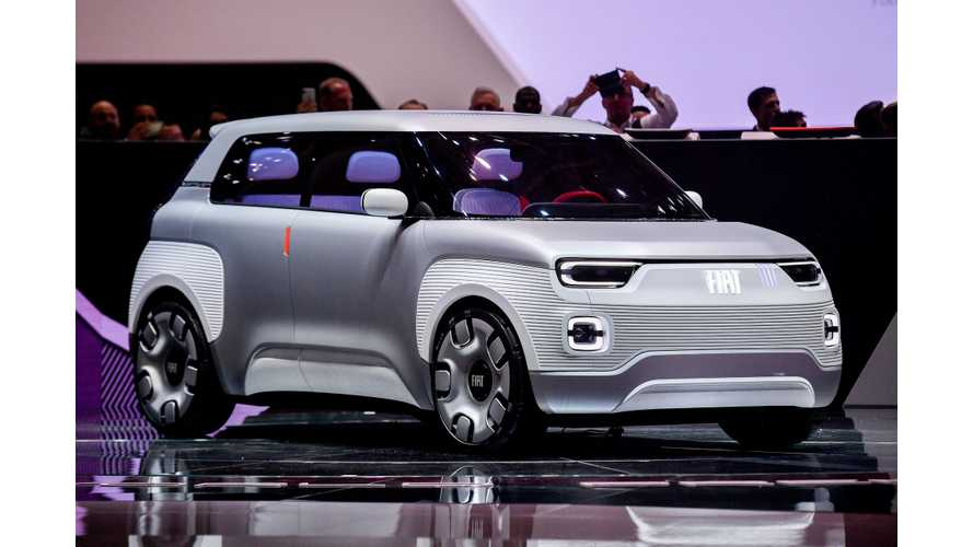 Fiat Concept Centoventi Allows For Custom Everything: Photos/Videos
