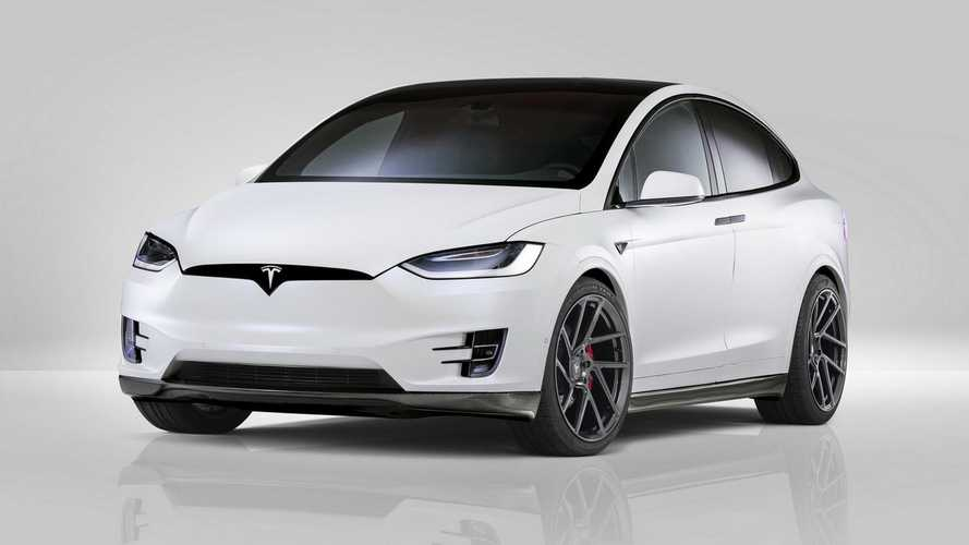 Novitec Tweaks Tesla Model X With Subtle Styling Changes