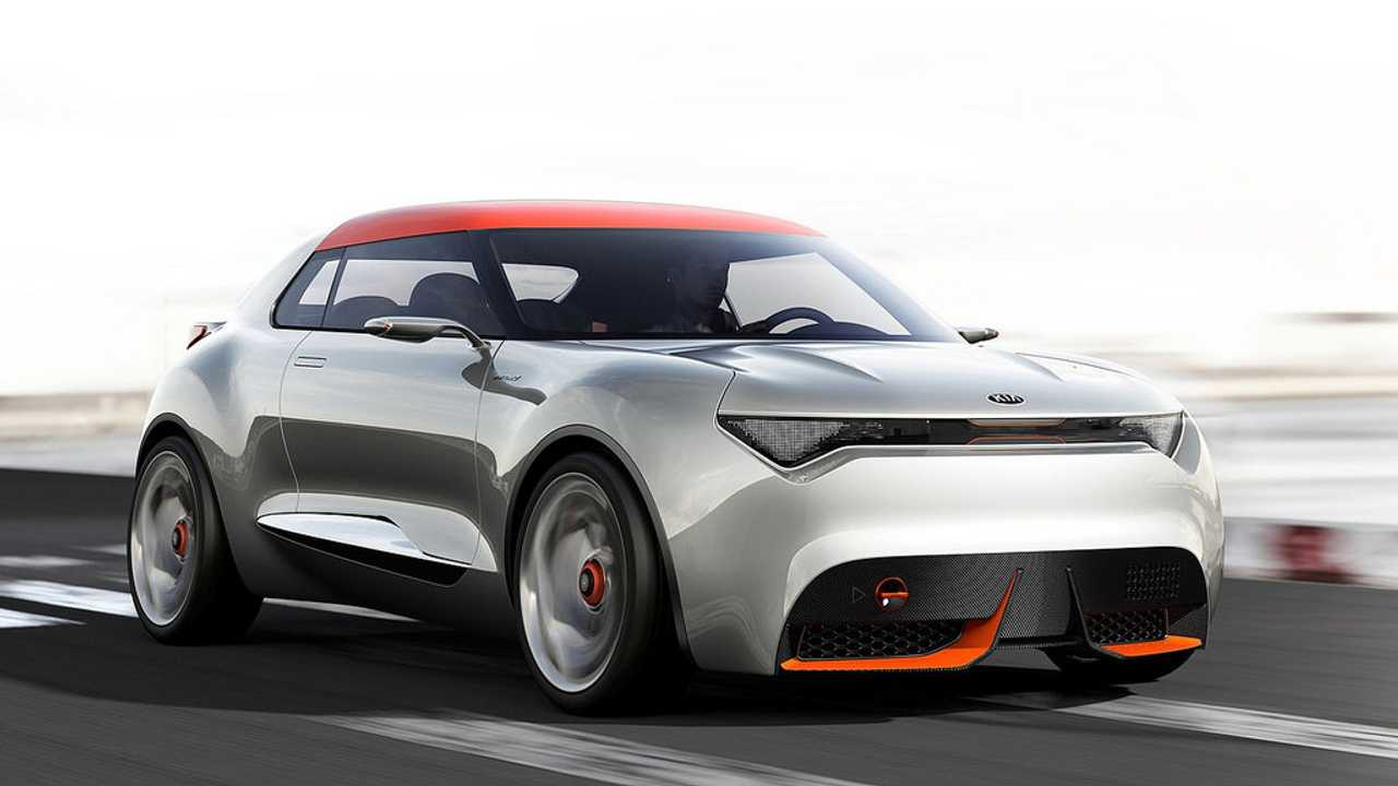 Kia Expected To Launch Pure Electric Stonic In 2018