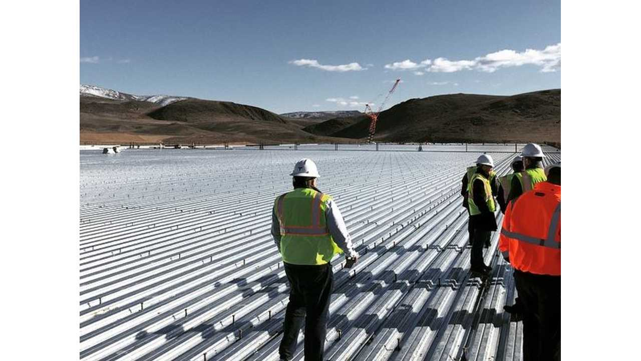 Report: Tesla Gigafactory Delayed?  Elon Musk's Twitter To The Rescue!