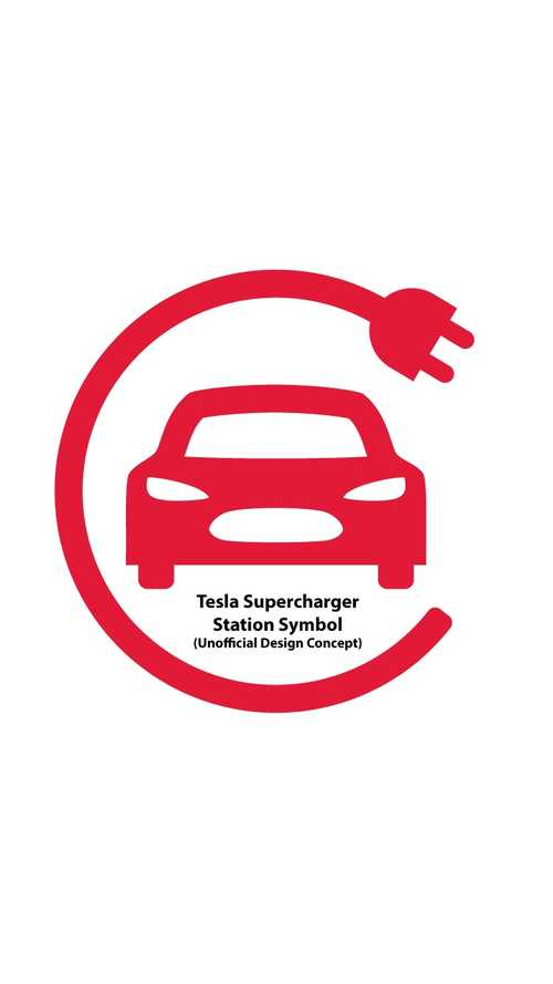 Does Tesla Need New, Improved Supercharger Signage?