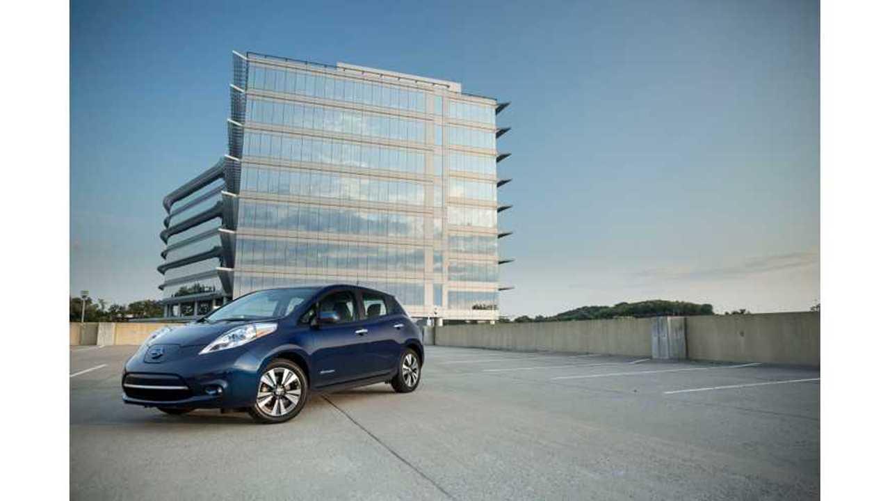 In Toronto: Buy A Condo, Get A Free Nissan LEAF