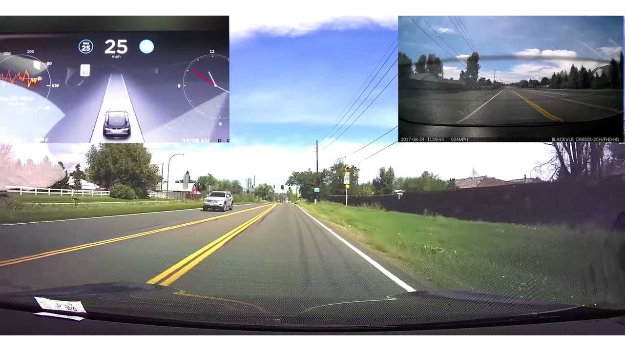 Musk Says Tesla Dashcam Feature Likely Coming In A Few Months