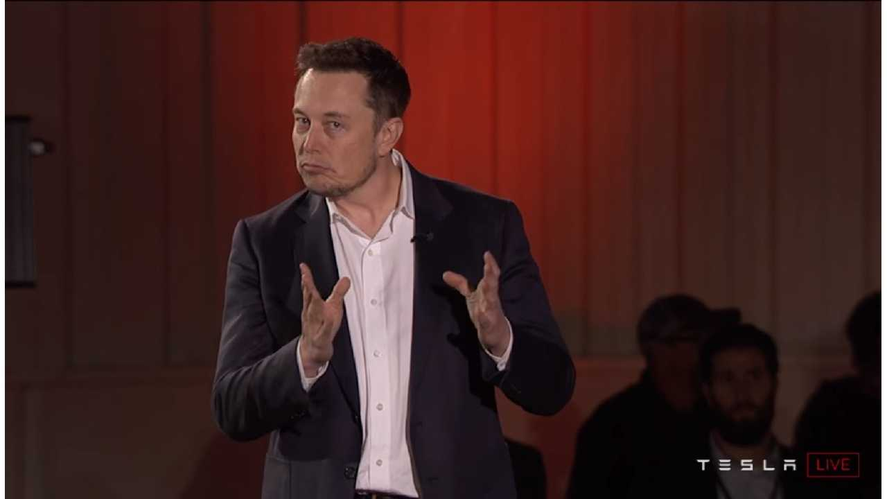 Musk Hints At Something Big From Tesla In A Few Weeks