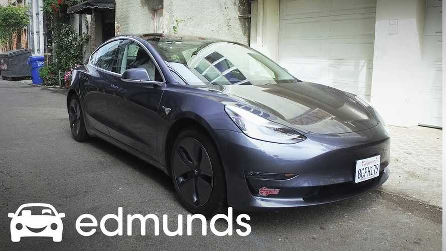 Edmunds Takes Us On Tour With Tesla Model 3