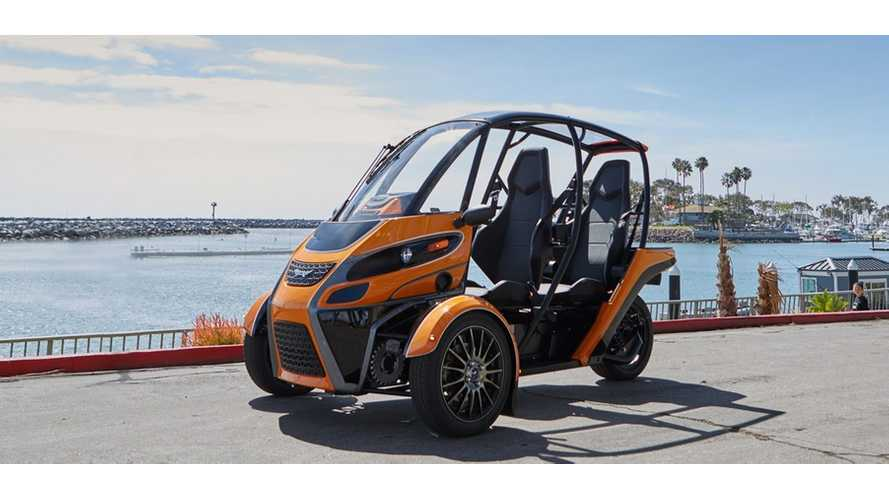 Arcimoto Kicks Off Production Of Pilot Run Of Electric FUV