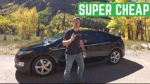 Is The Chevy Volt Your Best Bet For A Used 15 000 Car