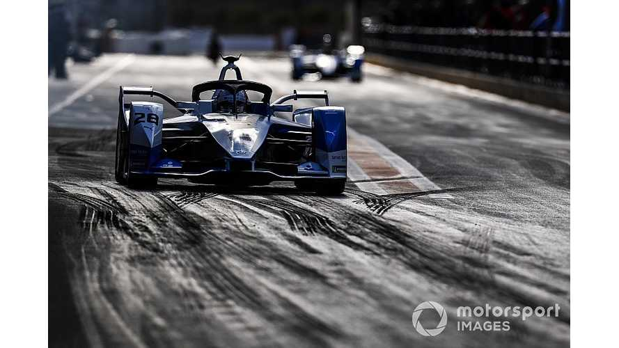 BMW Tops Day 2 Of Formula E Testing
