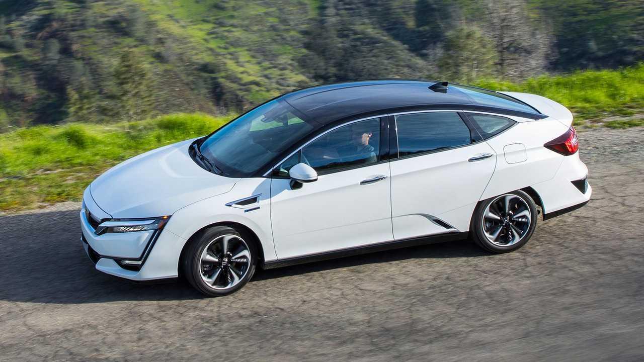Ev Comparison 3 Flavors Of Honda Clarity Phev Bev Fuel Cell