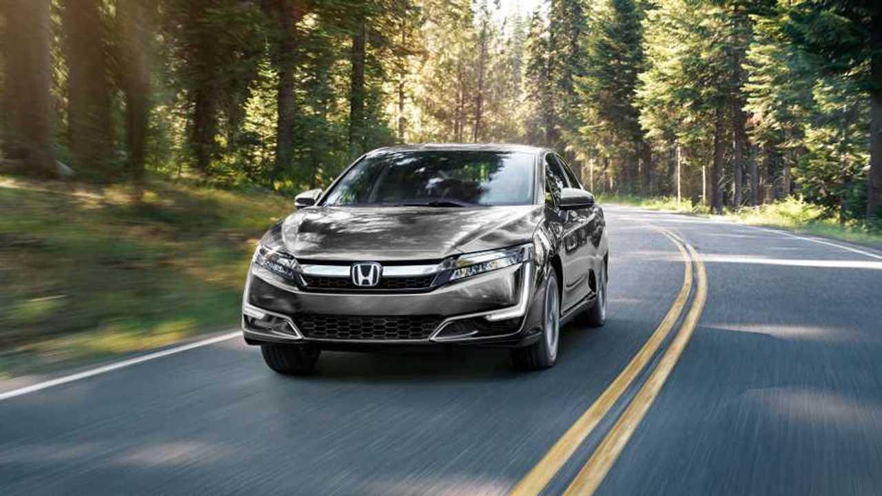 Honda Clarity PHEV: #1 Selling Plug-In Hybrid In U.S. In December 2018