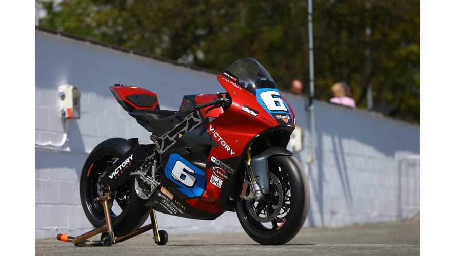 Victory Motorcycles Prepares For Pikes Peak At Thunderhill Raceway Park - Video