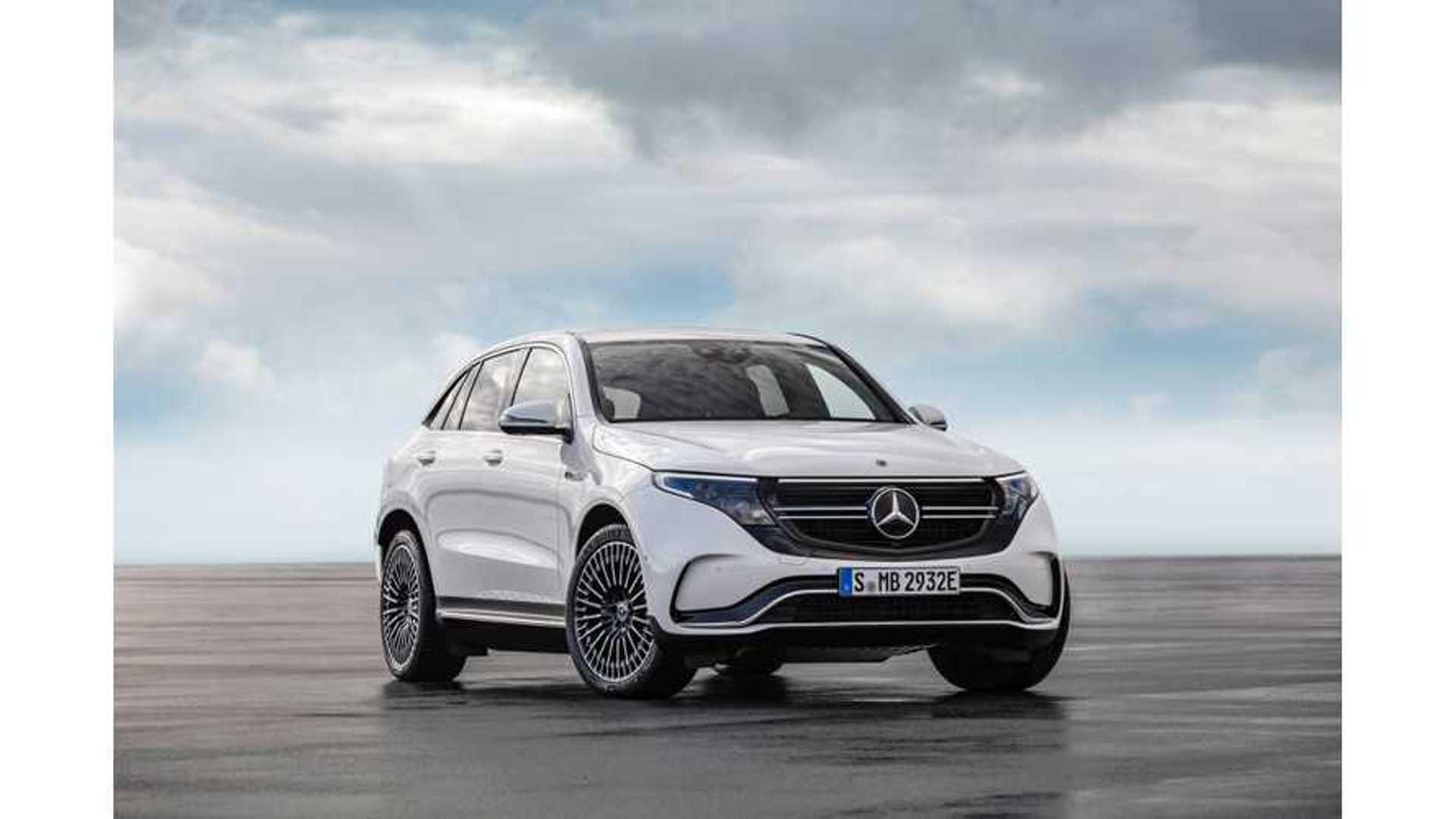 UPDATE: 2020 Mercedes-Benz EQC Revealed: Range Estimated At