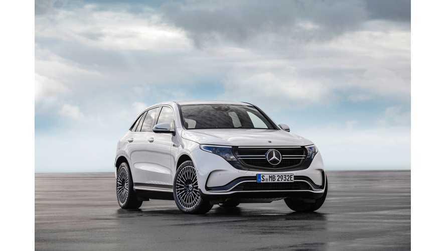 UPDATE: 2020 Mercedes-Benz EQC Revealed: Range Estimated At 200 Miles