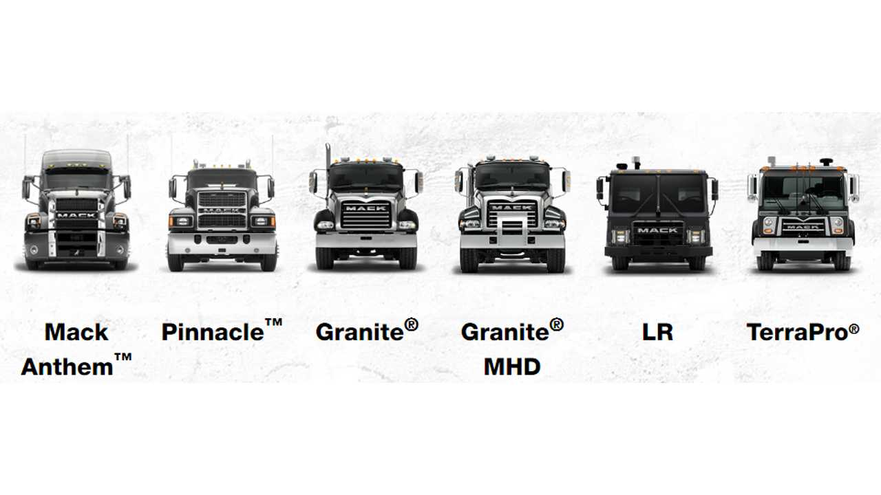 Mack Trucks To Introduce Electric Refuse Truck Next Year