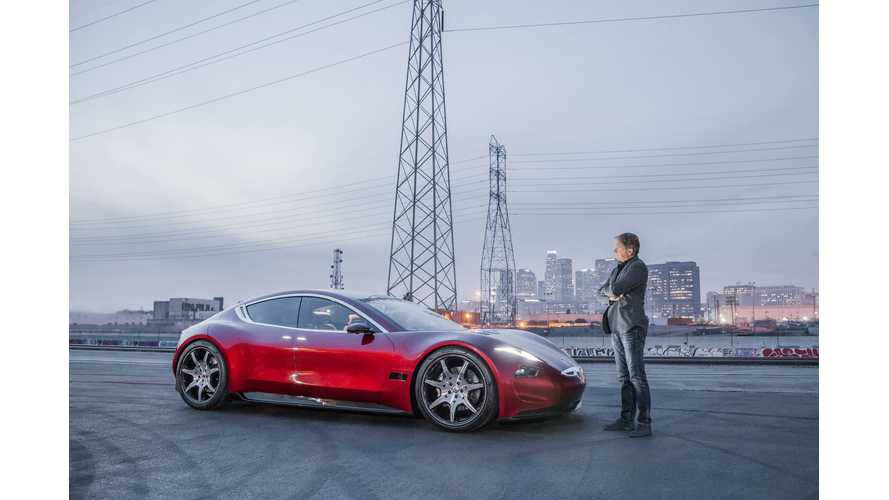 Exclusive: Henrik Fisker Talks EMotion, Solid-State Batteries