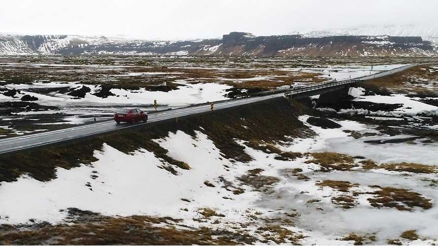 Iceland's Famous Route 1 That Circles Island Gets >20 Fast Chargers