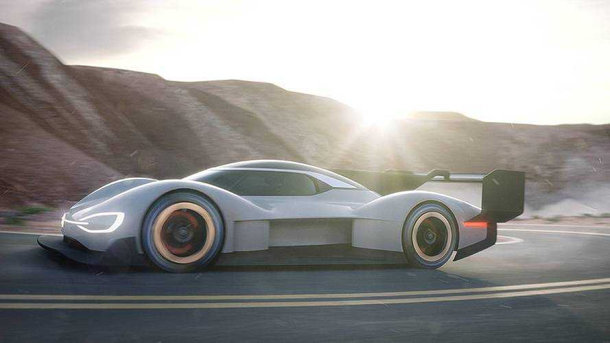 Volkswagen To Livestream Pikes Peak I.D. Race Car Debut Tomorrow