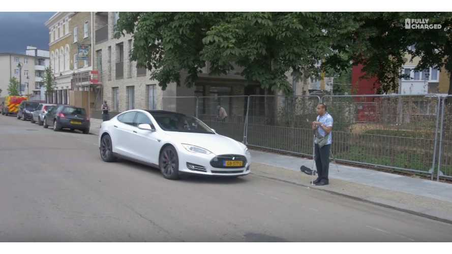 Electric cars and the Blind | Fully Charged