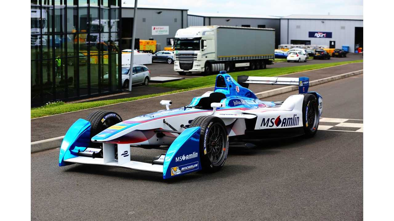 Electric Is Where It Is At: Porsche Now Considering A Move To Formula E