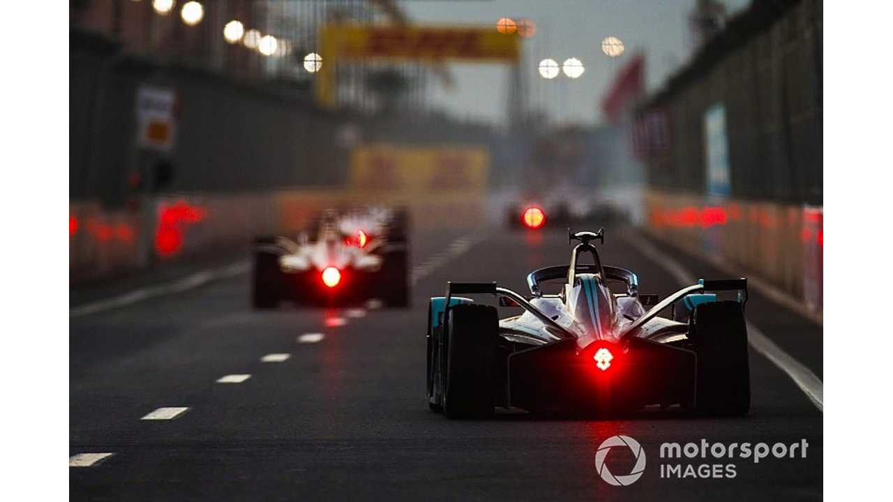 Russian Promoter Wants Formula E Race In St. Petersburg In 2020