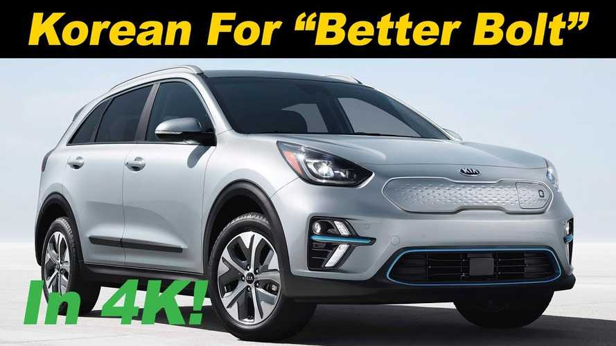 2019 Kia Niro EV First Drive: The Better Chevy Bolt