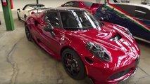 Prototype Alfa Romeo 4C QV
