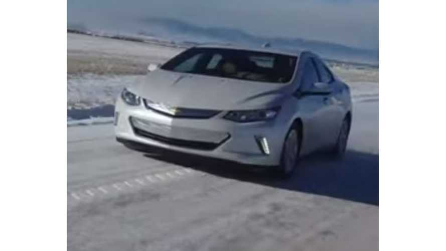 Chevrolet Volt Sales Set 2016 High In November, While Toyota Prius Prime Makes Presence Felt