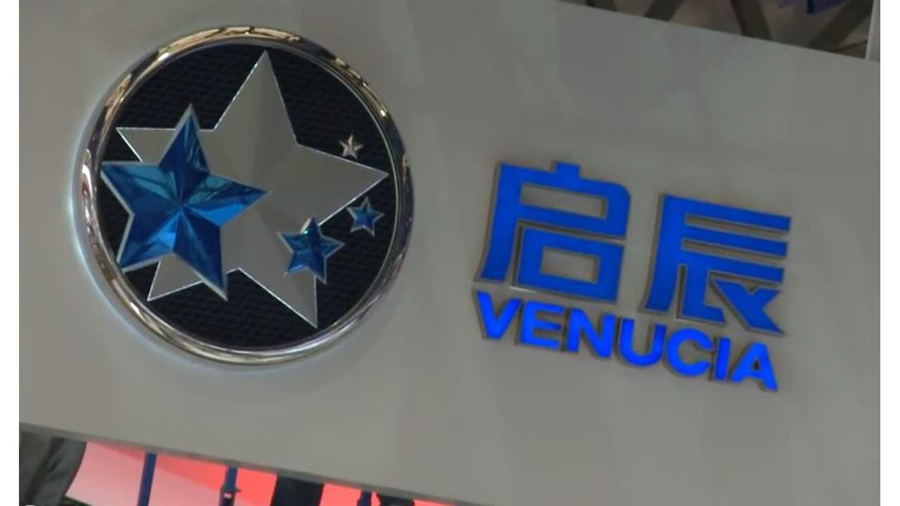 Dongfeng-Nissan's Chinese Brand Venucia