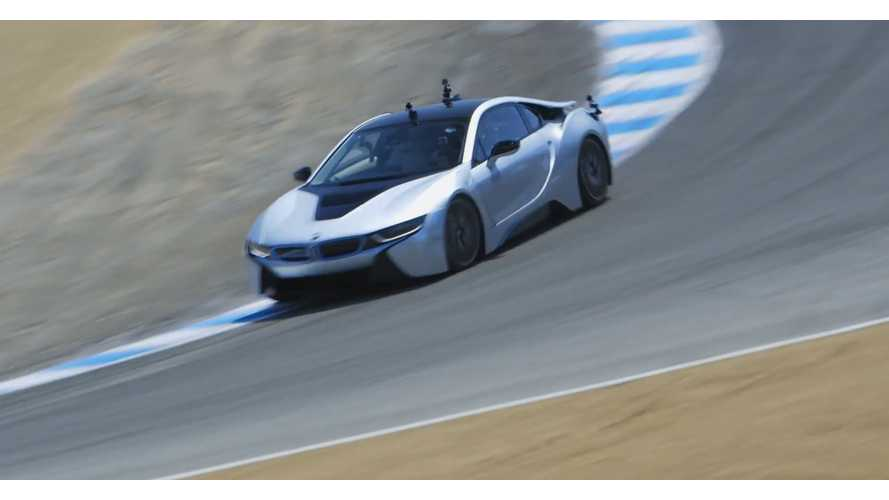 MotorTrend Hot Lap Video - BMW i8
