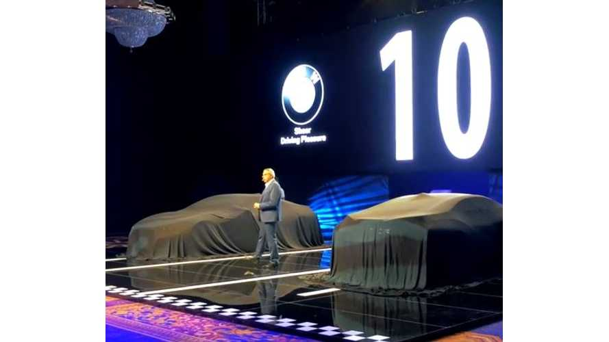 BMW i8 Launches In Middle East - Video