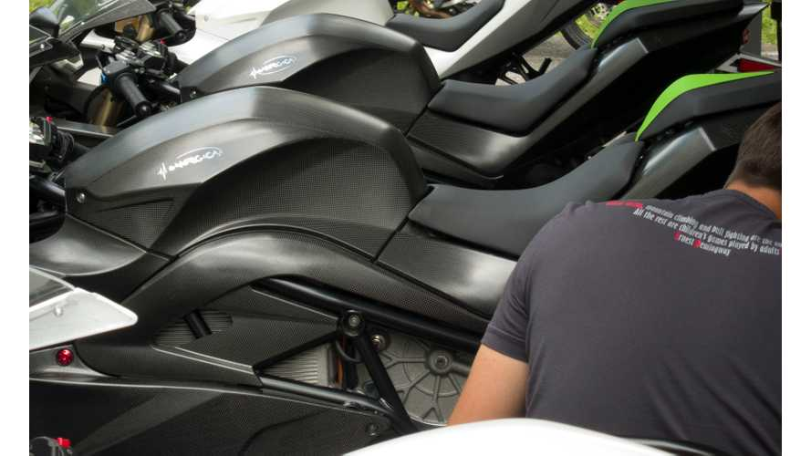 Energica Ego at Bear Mountain: Ride Review