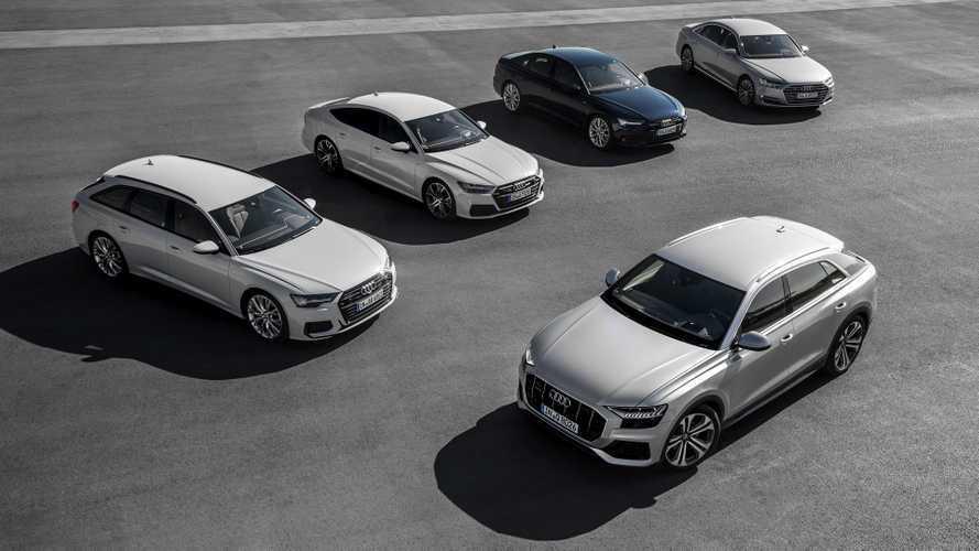 Audi A6, Q8 e non solo, i nuovi model year puntano sulla tecnologia