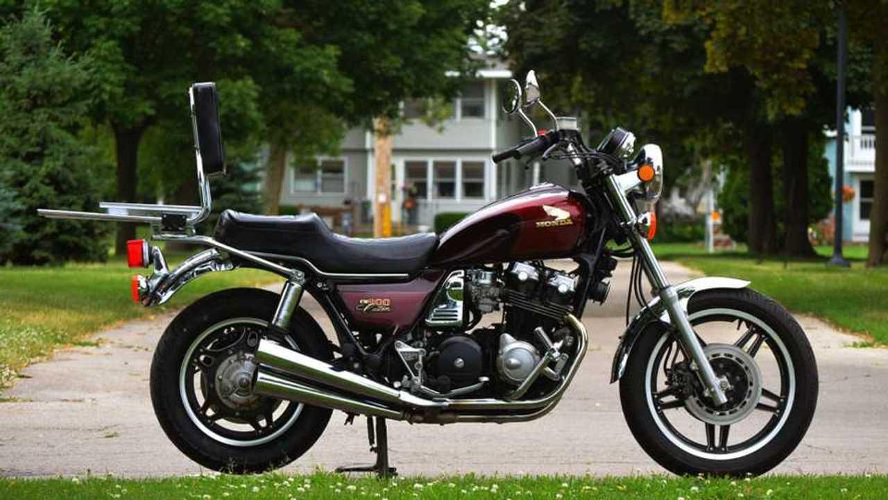 1982 Honda CB900C Custom