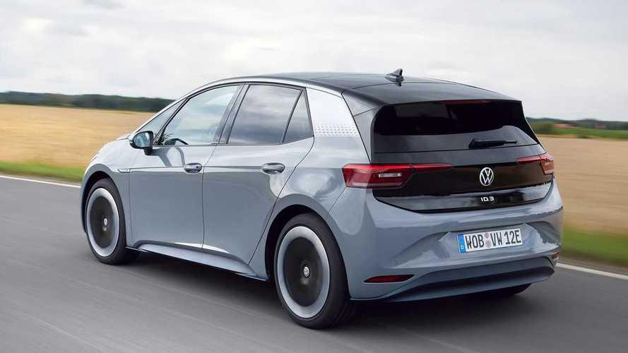 Volkswagen ID.3 2020, prueba